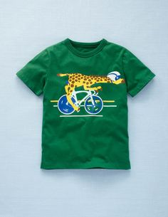 Sporty Animal T-shirt