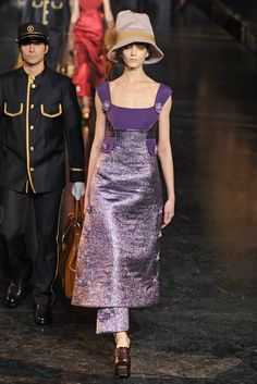 Louis Vuitton RTW fall 2012