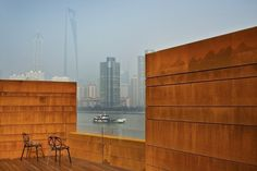 The Waterhouse at South Bund by Neri & Hu Design and Research Office