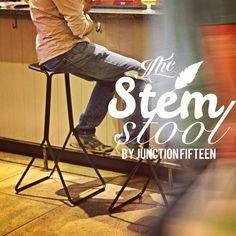Stem Stool by Junction Fifteen
