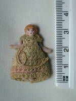 Image detail for -ANTIQUE GERMAN BISQUE DOLLS HOUSE DOLL C.1880/1900 Completed