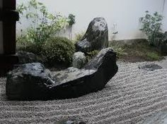 Image result for daisen-in boat stone