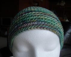 Spring Spirals Beanie  Single colour and yes there we might have the beanie I always wanted