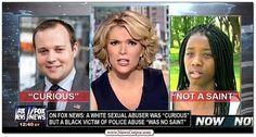 Blatant FOX Racism.