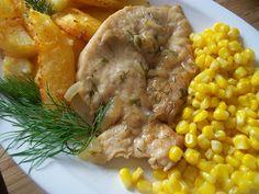 .. chute a vône mojej kuchyne...: Kuracie prsia v koprovo-medovej omacke Chana Masala, Meat, Chicken, Vegetables, Ethnic Recipes, Food, Essen, Vegetable Recipes, Meals
