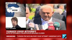Turkey: army forces say in a statement they toppled government