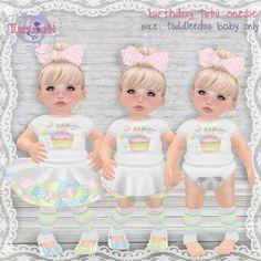 Turducken ToddleeDoo - Birthday Tutu Onesie Outfit
