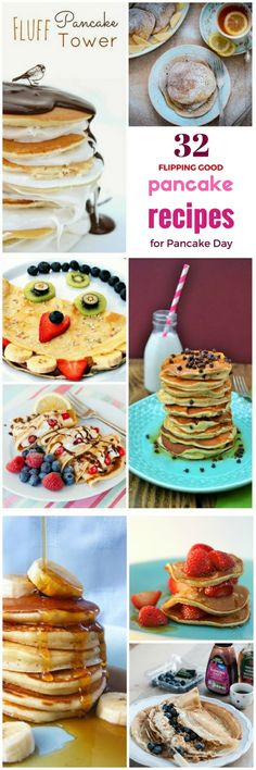 It's nearly pancake day! Pancake Day, or to give it it's official name Shrove Tuesday, falls the day before lent and 47 days before Easter Sunday. It's a time to use up all the luxury foods before Lent begins. Delicious Cake Recipes, Yummy Cakes, Yummy Treats, Sweet Treats, Yummy Food, Brunch Recipes, Dessert Recipes, Best Pancake Recipe, Luxury Food