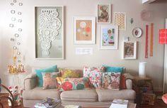O apartamento cheio de inspiração da Bebel Franco! E nosso primeiro podcast! - dcoracao.com - blog de decoração e tutorial diy