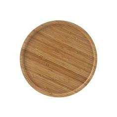 HEMA assiette en bambou HEMA - Assiette