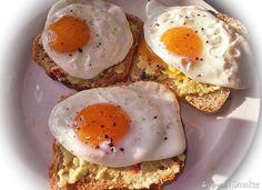 Guacamole, Eggs, Breakfast, Food, Morning Coffee, Essen, Egg, Meals, Yemek