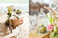 How This Couple Got Crafty To Tie The Knot #refinery29  http://www.refinery29.com/100-layer-cake/47#slide-19  ...
