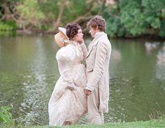 Great Expectations 2011 - Pip e Estela - Douglas Booth e Vanessa Kirby