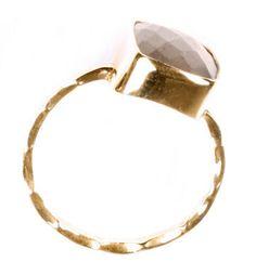 #Ladies #Moonstone #Ring