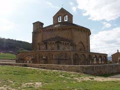 Os invitamos a pasear por Santa María de Eunate. #historia #turismo http://www.rutasconhistoria.es/loc/santa-maria-de-eunate