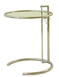 Eileen Grey Modernist Menton Table For ClassiCon | Eileen Gray, Gray And  Low Coffee Table