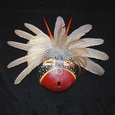 Gourd Masks Designs | Gourds > D.R. Nance DR1026