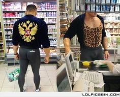 People Of Wal-Mart – 25 Scary Pics-I thought the back was bad, then I got to see the front... Not hungry for lunch… http://ibeebz.com