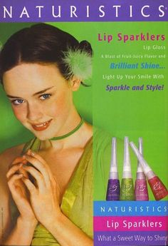 oh em gee..that lipgloss was my most favorite thing IN THE WORLD growing up