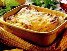 Low carb Rezepte: Eierlasagne low carb