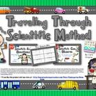 Scientific Method Posters -Observing and Activities