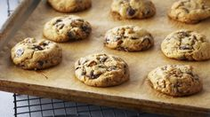 Classic Chocolate Chip Cookies - Anna Olson