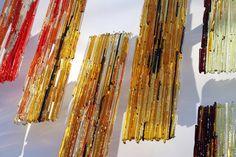 Transpire Glass Sculpture-Sarinda Jones