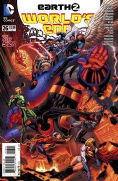 Darkseid has won