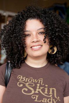 Street Style Hair: California Curlfriends: California Curlfriends: Page 12 : Essence.com
