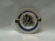 Vintage Porcelain Novelty Ashtray / Take It by CatzShinySmiles