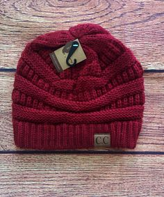 Super soft women s knit beanie hats by Colorado Chick. Available in many  fabulous colors - ec98517c9f70