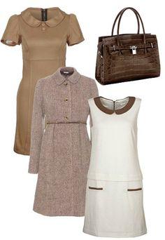 Bubikragen - 60er Jahre Mode                                                                                                                                                                                 Mehr