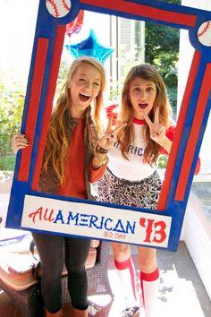 All American Bid Day #AlphaXiDelta