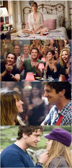P.S. I Love You (2007) - starring Hillary Swank & Gerald Butler <3 - filmed in beautiful Ireland