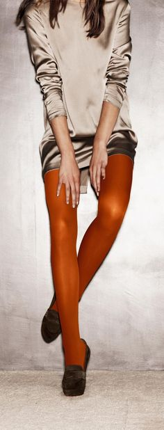 Calzedonia Fall-Winter 2012-2013 Not only Rock