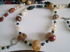 The Jewelry Diva's Beautiful Promenade of Fabulous Etsy Shops - BNS 188 by Diane Miheli on Etsy