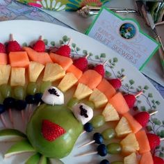 Rainbow Connection Fruits