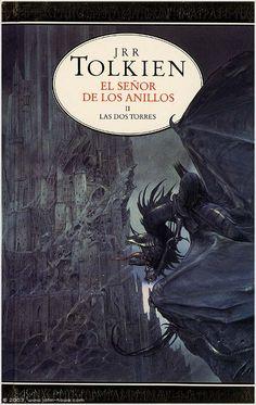 """El Señor de los anillos """"Las dos torres"""" - J.R.R. Tolkien"""
