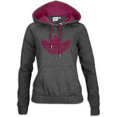 adidas Originals Collegiate Fleece Hoodie - Women's - XL