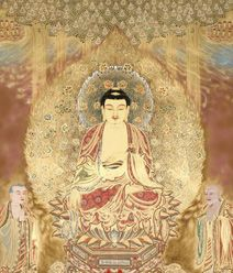 Shakyamuni Buddha, Under the Bodhi Tree