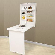 Wandtisch klappbar selber bauen  Klappbaren Tresen selber bauen | house - diy furniture | Pinterest ...