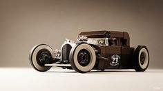 Lego Rat Rod | The Lego Car Blog