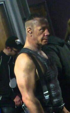 Till Lindemann#backstage