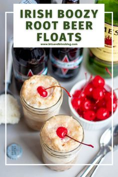 Irish Cocktails, Easy Summer Cocktails, Festive Cocktails, Cocktail Recipes, Alcoholic Drinks To Make, Root Beer, Food And Drink, Childhood, Breakfast