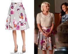 Trina Turk 'Millan' Skirt - $119.20 (on sale!) Worn with: Eva Franco sweater