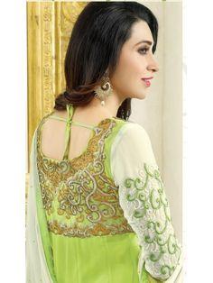 Karishma Kapoor Series Un-Stitched Anarkali Suit - mf-el-3-08