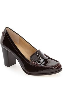 MICHAEL Michael Kors 'Bayville' Loafer Pump available at #Nordstrom