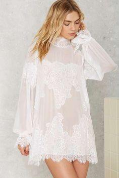 Hot as Hell Queen 4 a Day Lace Dress - Dresses
