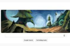 Google.ca is honouring the 142nd birthday of B.C. artist Emily Carr for the  google doodle for Dec. 13, 2013.