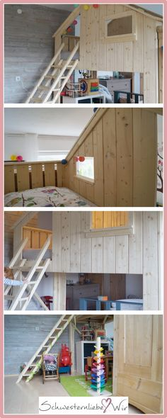 kinderzimmer die sch nsten hausbetten f r kinder kinderzimmer einrichten und diy ideen. Black Bedroom Furniture Sets. Home Design Ideas
